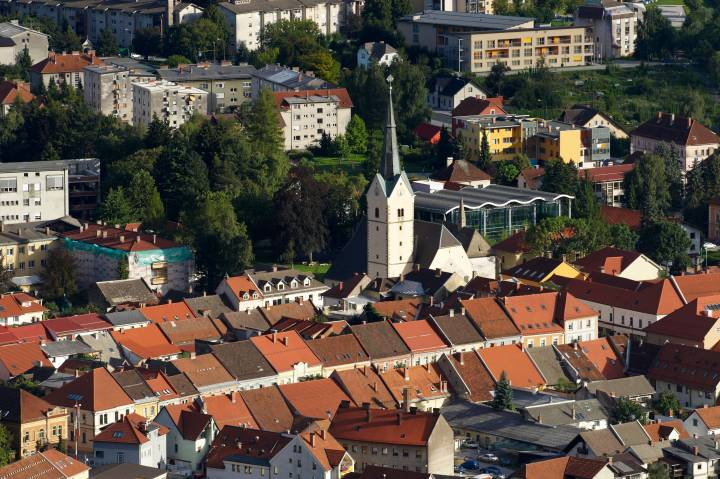 Cerkev svete Elizabete v Slovenj Gradcu 2. del