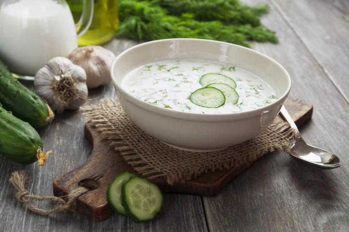 Recepti za hladne juhe