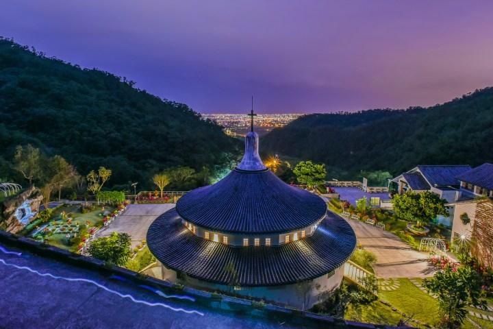 Kraj, kjer se je Marija prikazala taoističnim menihom