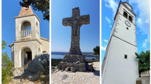 cerkve in znamenja