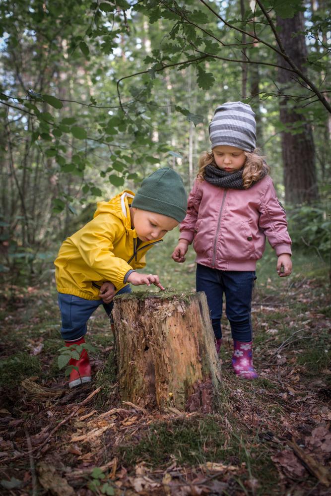 6 predlogov, da bodo otroci letošnjo jesen raje preživljali na prostem