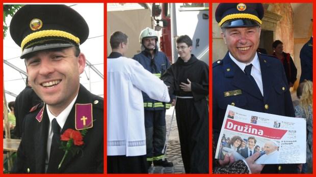 duhovniki gasilci