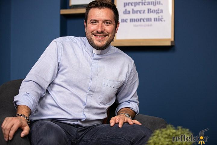 Martin Golob v oddaji Reflektor